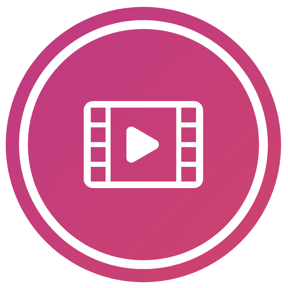 get clients with videos