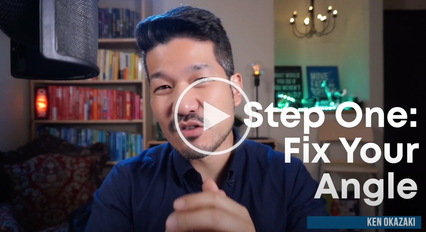 20x agency video series 1: fix your angle