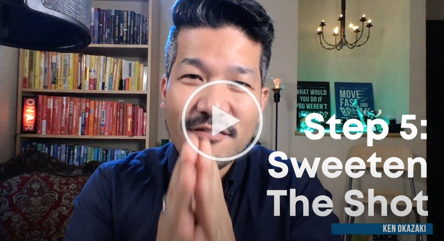20x agency video series 5: sweeten the shot
